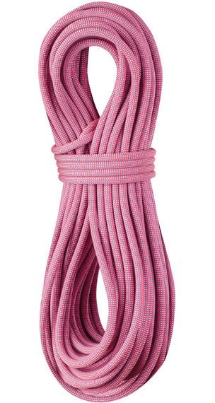 Edelrid Topaz Pro Dry Rope 9,2mm 70m fresh pink